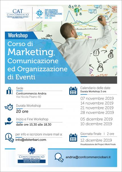 WorkShop - Corso di Marketing